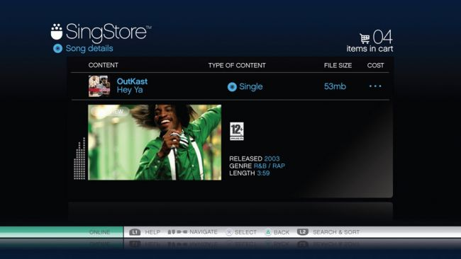SingStar  Archiv - Screenshots - Bild 5