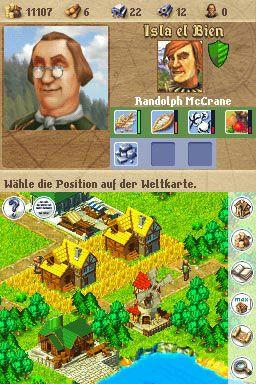 Anno 1701 (DS)  Archiv - Screenshots - Bild 5