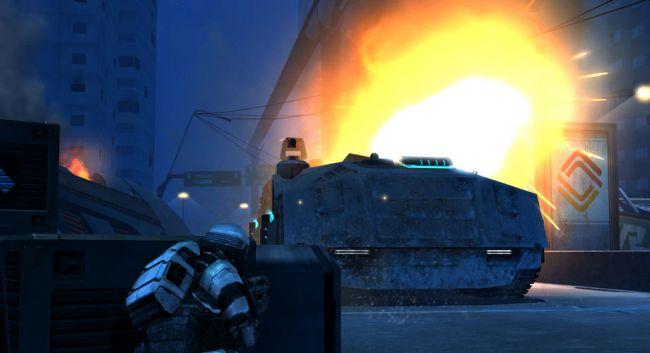 Battlefield 2142: Northern Strike  Archiv - Screenshots - Bild 2