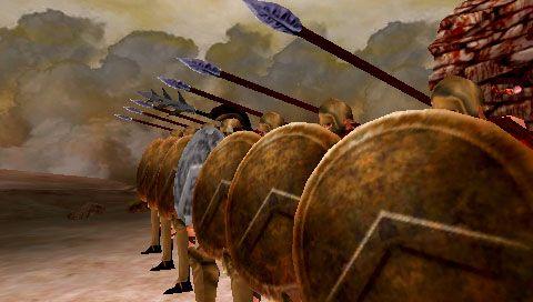 300: March to Glory (PSP)  Archiv - Screenshots - Bild 18