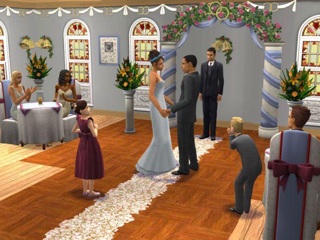 Die Sims 2: Party-Accessoires  - Screenshots - Bild 4