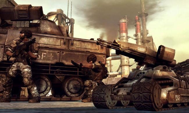 Frontlines: Fuel of War  Archiv - Screenshots - Bild 14