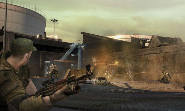 Frontlines: Fuel of War  Archiv - Screenshots - Bild 4