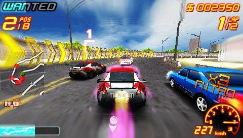 Asphalt Urban GT 2 (PSP)  Archiv - Screenshots - Bild 16
