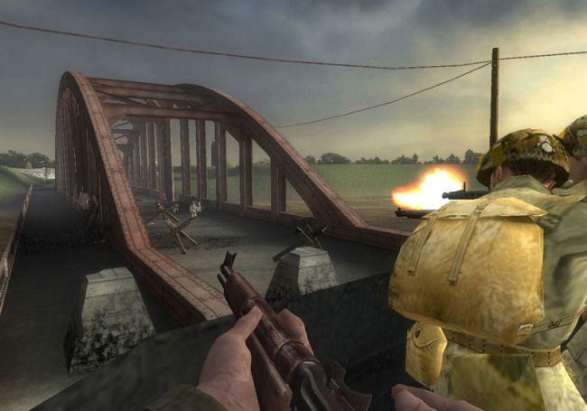 Medal of Honor: Vanguard  Archiv - Screenshots - Bild 4