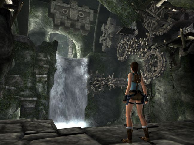 Tomb Raider: Anniversary  Archiv - Screenshots - Bild 13
