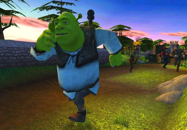 Shrek der Dritte  Archiv - Screenshots - Bild 4