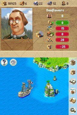 Anno 1701 (DS)  Archiv - Screenshots - Bild 8