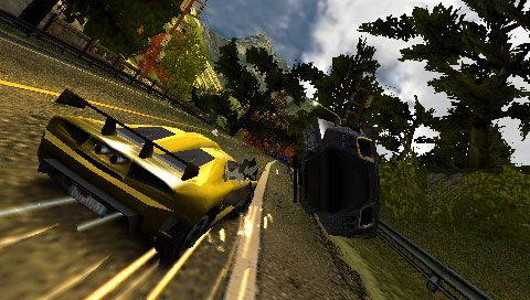 Burnout Dominator (PSP)  Archiv - Screenshots - Bild 7