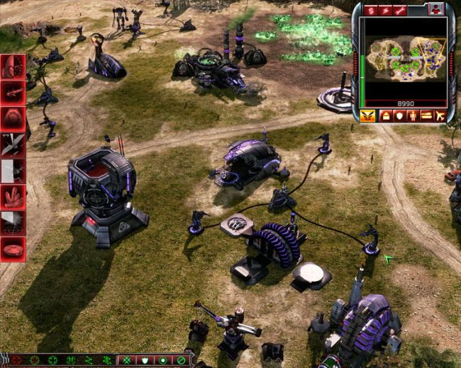 Command & Conquer 3: Tiberium Wars  Archiv - Screenshots - Bild 16