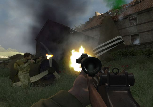 Medal of Honor: Vanguard  Archiv - Screenshots - Bild 5