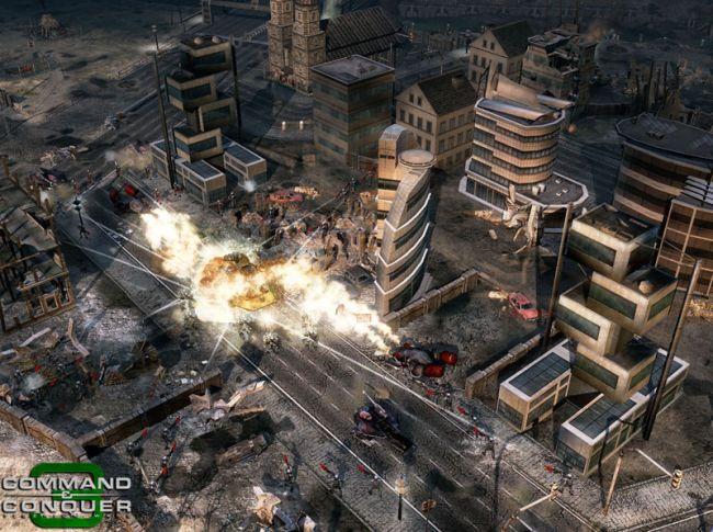 Command & Conquer 3: Tiberium Wars  Archiv - Screenshots - Bild 29