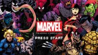 Marvel Trading Card Game (PSP)  Archiv - Screenshots - Bild 2
