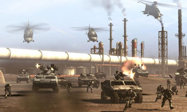 Frontlines: Fuel of War  Archiv - Screenshots - Bild 15