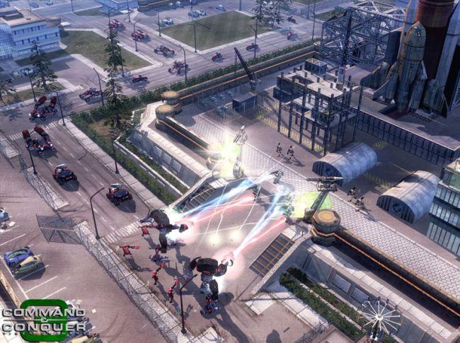 Command & Conquer 3: Tiberium Wars  Archiv - Screenshots - Bild 27