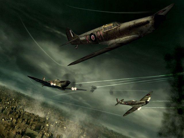 Blazing Angels: Squadrons of WWII  Archiv - Screenshots - Bild 4