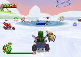 Pac-Man Rally  Archiv - Screenshots - Bild 2