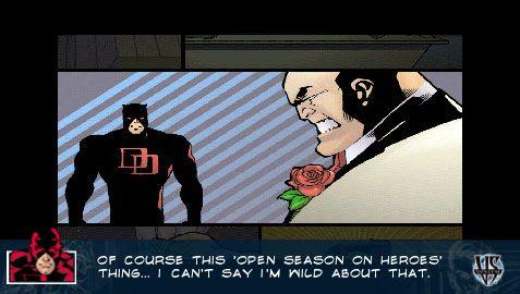 Marvel Trading Card Game (PSP)  Archiv - Screenshots - Bild 9
