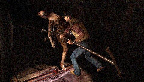 Silent Hill Origins (PSP)  Archiv - Screenshots - Bild 21