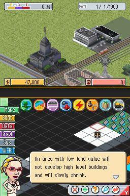 SimCity (DS)  Archiv - Screenshots - Bild 21