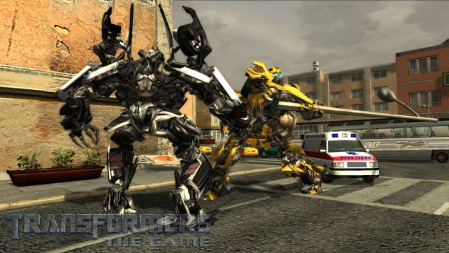 Transformers - The Game  Archiv - Screenshots - Bild 8