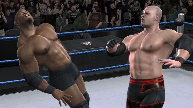 WWE SmackDown vs. Raw 2008  Archiv - Screenshots - Bild 13