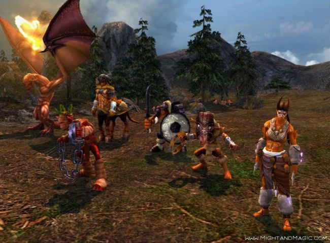 Heroes of Might & Magic 5: Tribes of the East  Archiv - Screenshots - Bild 43