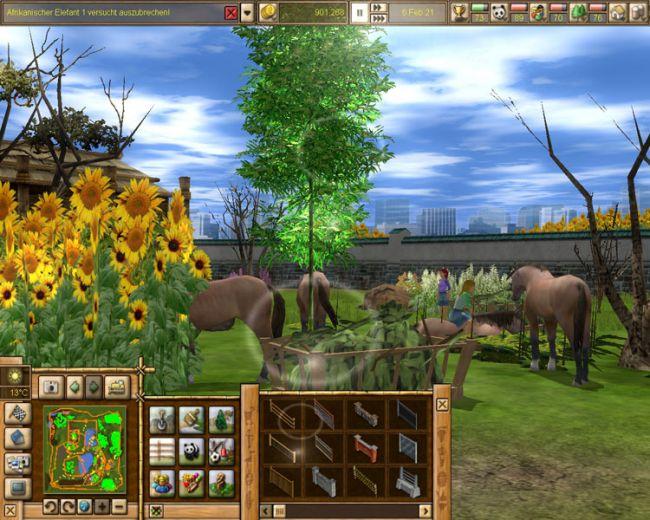 Wildlife Park 2: Crazy Zoo  Archiv - Screenshots - Bild 9