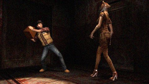 Silent Hill Origins (PSP)  Archiv - Screenshots - Bild 22