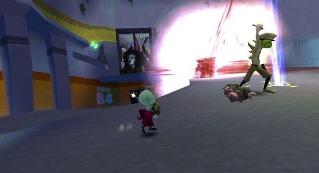 Death Jr. 2: Root of Evil Archiv - Screenshots - Bild 2
