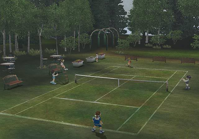Everybody's Tennis  Archiv - Screenshots - Bild 2