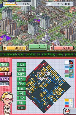 SimCity (DS)  Archiv - Screenshots - Bild 14
