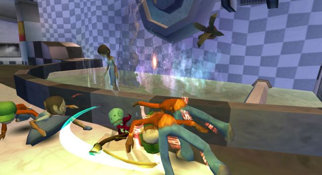 Death Jr. 2: Root of Evil Archiv - Screenshots - Bild 5
