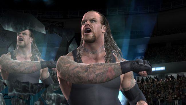 WWE SmackDown vs. Raw 2008  Archiv - Screenshots - Bild 12