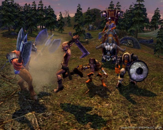 Heroes of Might & Magic 5: Tribes of the East  Archiv - Screenshots - Bild 47