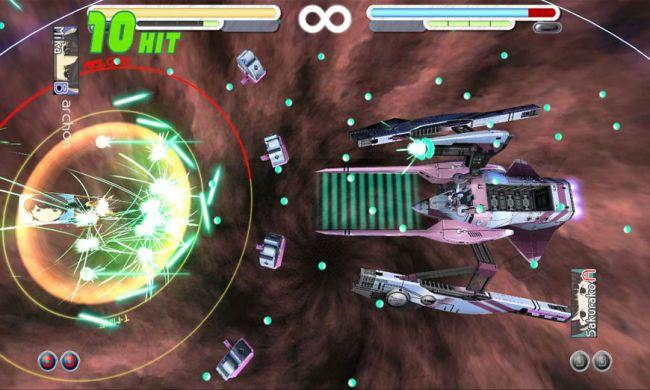 Wartech: Senko no Ronde  Archiv - Screenshots - Bild 3