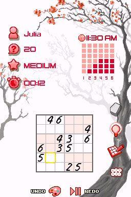 Platinum Sudoku (DS)  Archiv - Screenshots - Bild 6