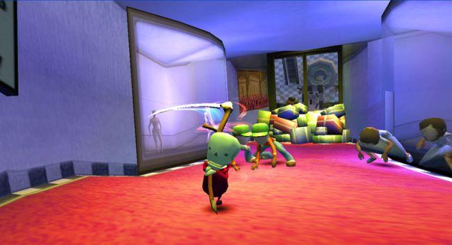 Death Jr. 2: Root of Evil Archiv - Screenshots - Bild 3