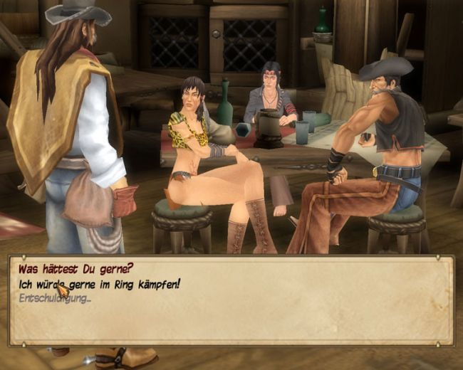 North & South: Pirates  Archiv - Screenshots - Bild 2