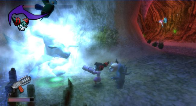 Death Jr. 2: Root of Evil Archiv - Screenshots - Bild 18