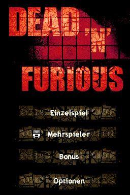 Dead 'n' Furious (DS)  Archiv - Screenshots - Bild 13