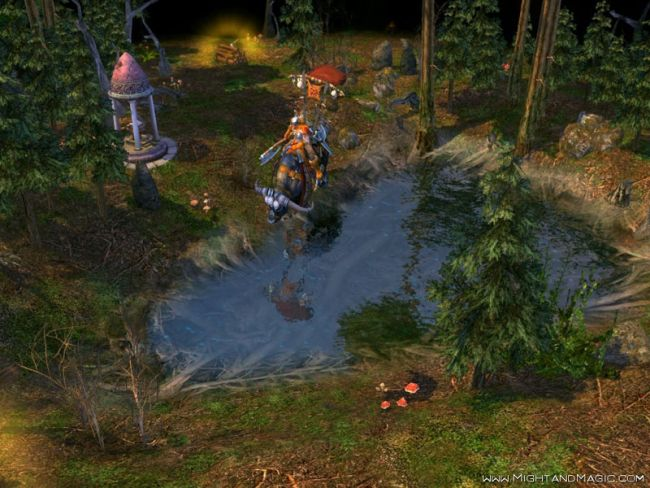 Heroes of Might & Magic 5: Tribes of the East  Archiv - Screenshots - Bild 45