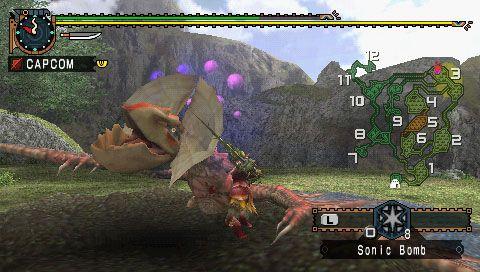 Monster Hunter Freedom 2 (PSP)  Archiv - Screenshots - Bild 17