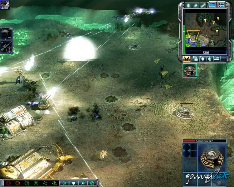 how to kill alien mastermind command and conquer 3
