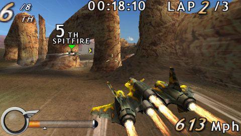 M.A.C.H. (PSP)  Archiv - Screenshots - Bild 2