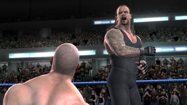 WWE SmackDown vs. Raw 2008  Archiv - Screenshots - Bild 22
