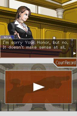 Phoenix Wright: Ace Attorney - Trials and Tribulations (DS)  Archiv - Screenshots - Bild 16