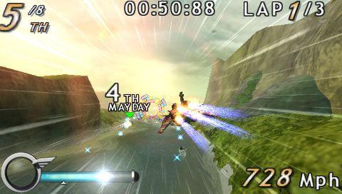 M.A.C.H. (PSP)  Archiv - Screenshots - Bild 3