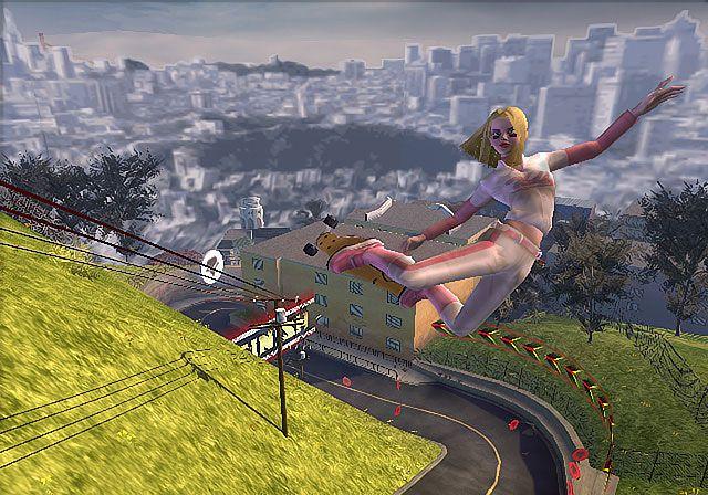 Tony Hawk's Downhill Jam  Archiv - Screenshots - Bild 12