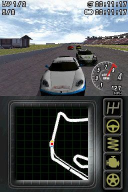 Race Driver: Create and Race (DS)  Archiv - Screenshots - Bild 2